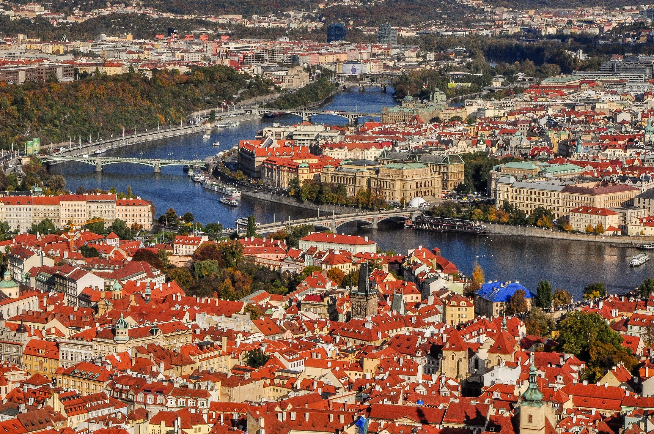Prague – The City Of A Hundred Towers